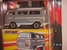 MATCHBOX 2017  Volkswagen T2 Bus  BEST OF MATCHBOX  REAL RIDERS  SERIES 2  MB734