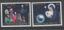 CHRISTMAS ISLAND SG118/9 1979 CHRISTMAS MNH