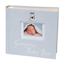 Gorgeous Baby Boy Photo Album New Baby Gift Idea