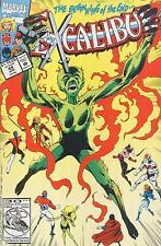 EXCALIBUR   # 49 - COMIC - 1992  -   9.6