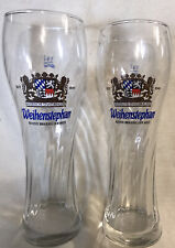 Weihenstephan Bavarian German Beer Glass Bayrische Staatsbrauerei