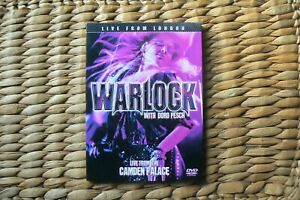 Warlock With Doro Pesch (Live At The Camden Palace)