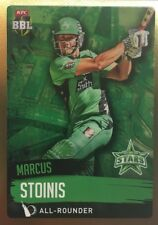 2015 Tap n Play ... BBL Gold ... MELBOURNE Stars.... MARCUS STOINIS.