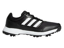 Adidas Tech Response 2.0 Golf Shoes - Core Black/Cloud White -  Mens