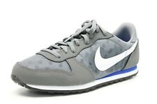 Nike Gray Mesh Fabric Lace Up Athletic Sneakers Rubber Shoes Size L 9 R 8.5