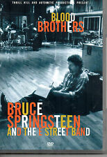 BRUCE SPRINGSTEEN & THE STREET BAND -  Blood Brothers, DVD EUROPE 2001