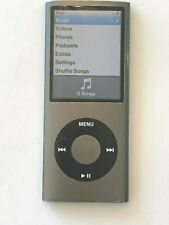 Apple iPod Nano 4th Generation Black (8 GB) MB754LL/A1285 TESTED/WORKING!!!