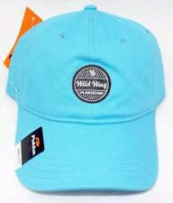New Ladies Pukka Headwear Aqua Blue Cotton Twill Golf Hat WILD WING PLANTATION