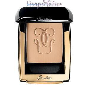 Guerlain Parure Gold Radiance Powder Foundation SPF15 02 Light Beige 0.35oz