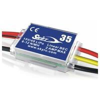 SKYRC SWIFT 35A 15V / 4S LIPO 6-12 NIMH BRUSHLESS SPEED CONTROL ESC