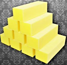 DIXON Yellow 4-way Buffer 220/220 grit 12pcs