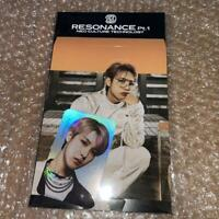 NCT2020 RENJUN RESONANCE pt.1 hologram Official Photo Card PC NCT 2020