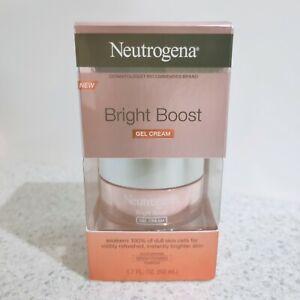 Neutrogena Bright Boost Gel Cream 50g Free Aus Post Brand New In Box
