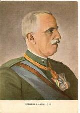 VITTORIO EMANUELE III.     S. A. Lombarda Arti Grafiche - Monza