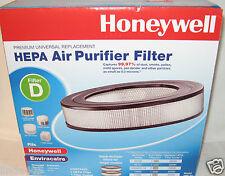HONEYWELL AIR PURIFIER FILTER & GASKET PREMIUM UNIVERSAL REPLACEMENT D HRF-D1