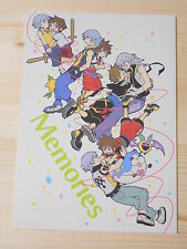 Free shipping Doujinshi KINGDOM HEARTS Memories Riku X Sora /Ssize