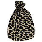 Acqua Sapone Fleece Cheetah Plushie Cover for 2l Fashy Bottle (bottle not includ