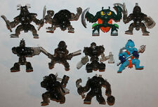 Moose Fistful of Power Mini Action Figure Lot #3 of 10x Figures