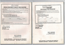 LOT OF 12 MOTORCYCLE HARLEY DAVIDSON TATTOO MAGAZINES 1991-1993 MS912