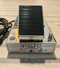 VINTAGE 1970s Morley Power Wah (PWO) Pedal, Great Shape! Cliff Burton, Crybaby