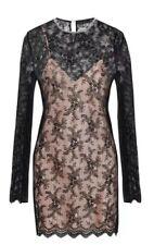 NWT Alexander Wang Pleated Lace Mini Dress