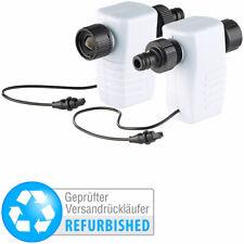 Digitale Wasseruhr: Bewässerungs-Adapter mit Magnet-Ventil (Versandrückläufer)