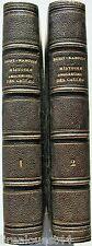 Histoire amoureuse des Gaules France galante Bussy-Rabutin Delayays 1857 2 tomes