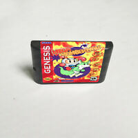 Mega Bomberman (1994) 16 Bit Only Game Card Sega Genesis Mega Drive System
