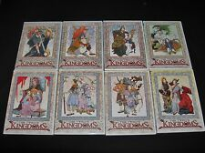 The Twelve Kingdoms - Vol. 1, 2, 3, 4, 6, 7, 8, 10 (Brand New 8 DVD Anime Set)
