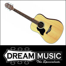 Crafter LITE-D SP/N-LH Budget Solid Spruce Top Electro-Acoustic with bag RRP$499