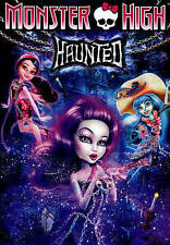 Monster High: Haunted (DVD Video)