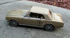 "New Listing1964 1/2 Ford Mustang ""Owner Custom Painted +Roof"", 1:24 Diecast - Franklin Mint"