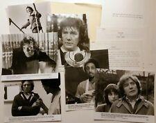 WOLFEN 1981 Movie Press Kit Photos Albert Finney Gregory Hines Horror Thriller
