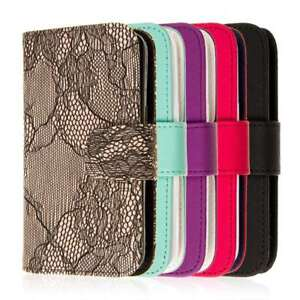 For Samsung Galaxy Avant Phone Case Wallet Credit Card ID Slot Flip Cover