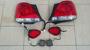 JDM Toyota Aristo GS300 GS400 JZS161 Kouki LED Tailights Eagle Eyes