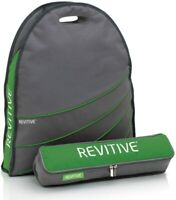 REVITIVE Carry Bag With Accessories Organiser for One Circulation Booster Device