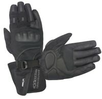 Alpinestars Apex Drystar Waterproof Motorcycle Motorbike Glove - Black