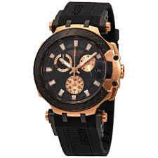 Tissot T-Race Chronograph Quartz Black Dial Men's Watch T1154173705100