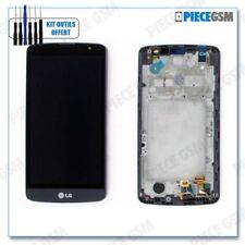 Ecran LCD vitre Tactile Frame pour LG L Bello et D331 Noir outils
