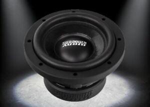 Sundown Audio SA 6.5 V1 16,5cm Subwoofer Bass passiv 6,5Zoll 200W RMS 4+4Ohm NEU