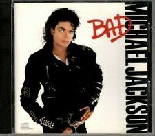 Michael Jackson CD Epic Records, 1987, EK-40600, BAD ~ NM-!