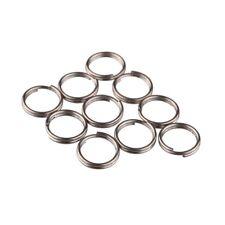 TI-EDC Split Rings Titanium Small Key Rings Pack of 10 (10mm)