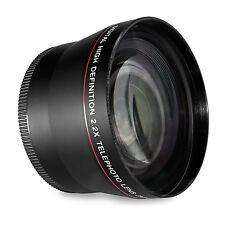 Altura Photo 72MM 2.2X MC Telephoto Lens For Olympus/Sony/JVC/Nikon/Canon