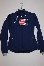 GORE BIKE WEAR Soft Shell Fusion So Lady Women's Jacket SMALL Dark Blue/Navy NEW