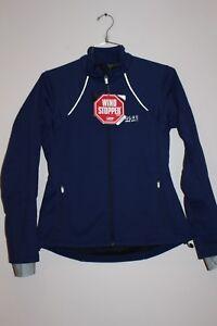 GORE BIKE WEAR Soft Shell Fusion So Lady Women's Jacket M Dark Blue/Navy NEW