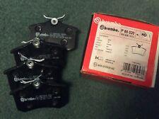Brembo P85020 Rear Brake Pads Audi A1 A3 A4 VW Golf Polo Passat Seat Toledo