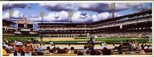 Bill Goff Art Postcard Comiskey Park Continuum CHICAGO WHITE SOX 1991