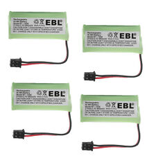 Replacement Battery For Uniden DECT 6.0 BT1008 BT-1021 Cordless Phone 4-PACK USA