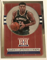2019-20 Panini Chronicles Hometown Heroes Optic #559 Giannis Antetokounmpo
