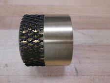 """(1) NOOK Bronze Acme Nut - Thread Size: 1-1/4""""  -4 LH PN: 80124 ~NEW~"""